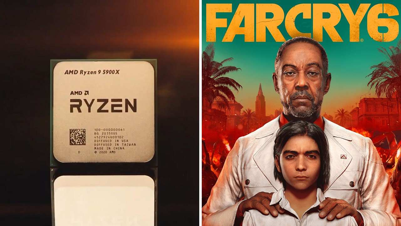 AMDs Ryzen 5000 processors to come with free copy of Far Cry 6 starting 5 November