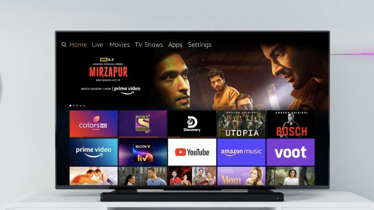 Amazon rolls out Live TV feature on Fire TV devices in India: Heres how it works