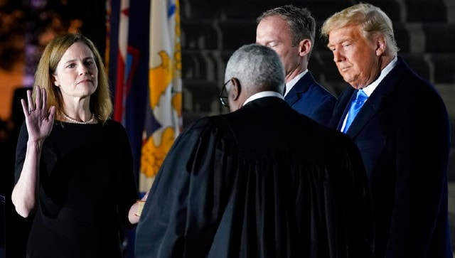 Bigly Yuge: New US Supreme Court Justice Amy Coney Barrett will deliver judgments in tongues