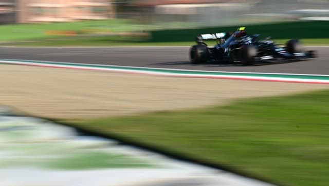 Formula 1 2020: Valtteri Bottas edges Mercedes teammate Lewis Hamilton for pole at Imola