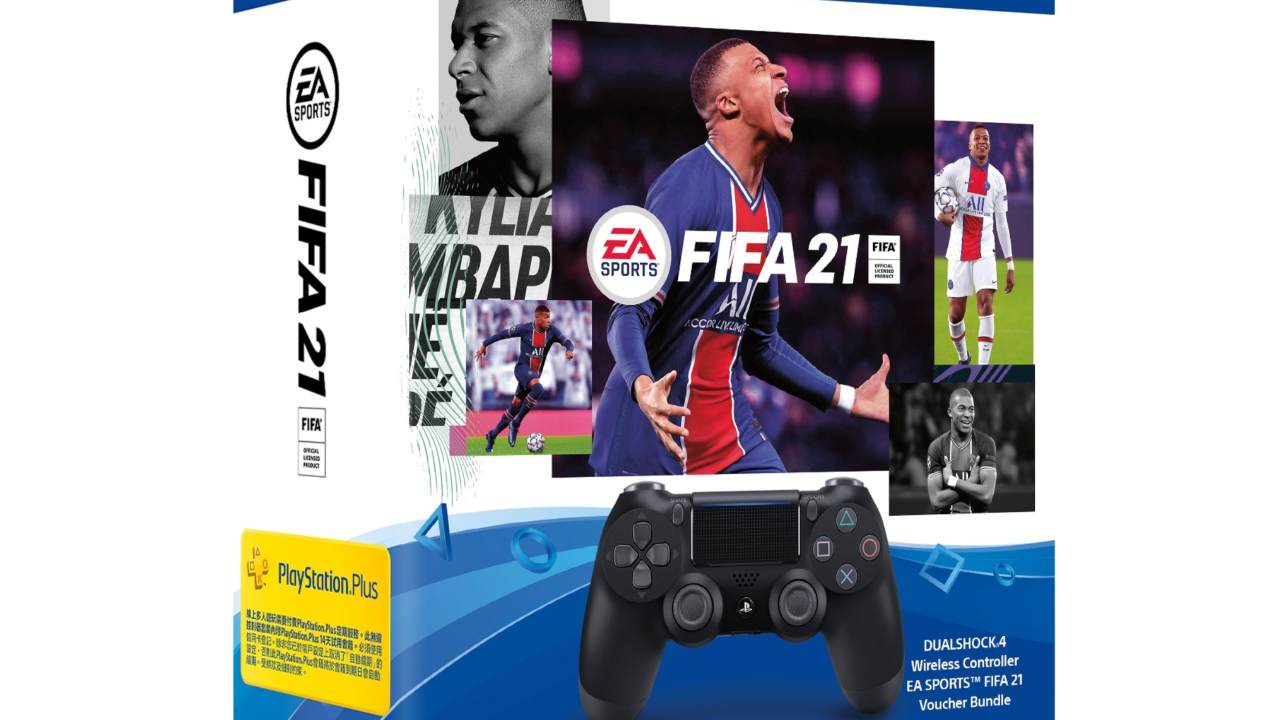 Sony launches Dualshock 4, FIFA 21 bundle available from 20 October for Rs 6,990