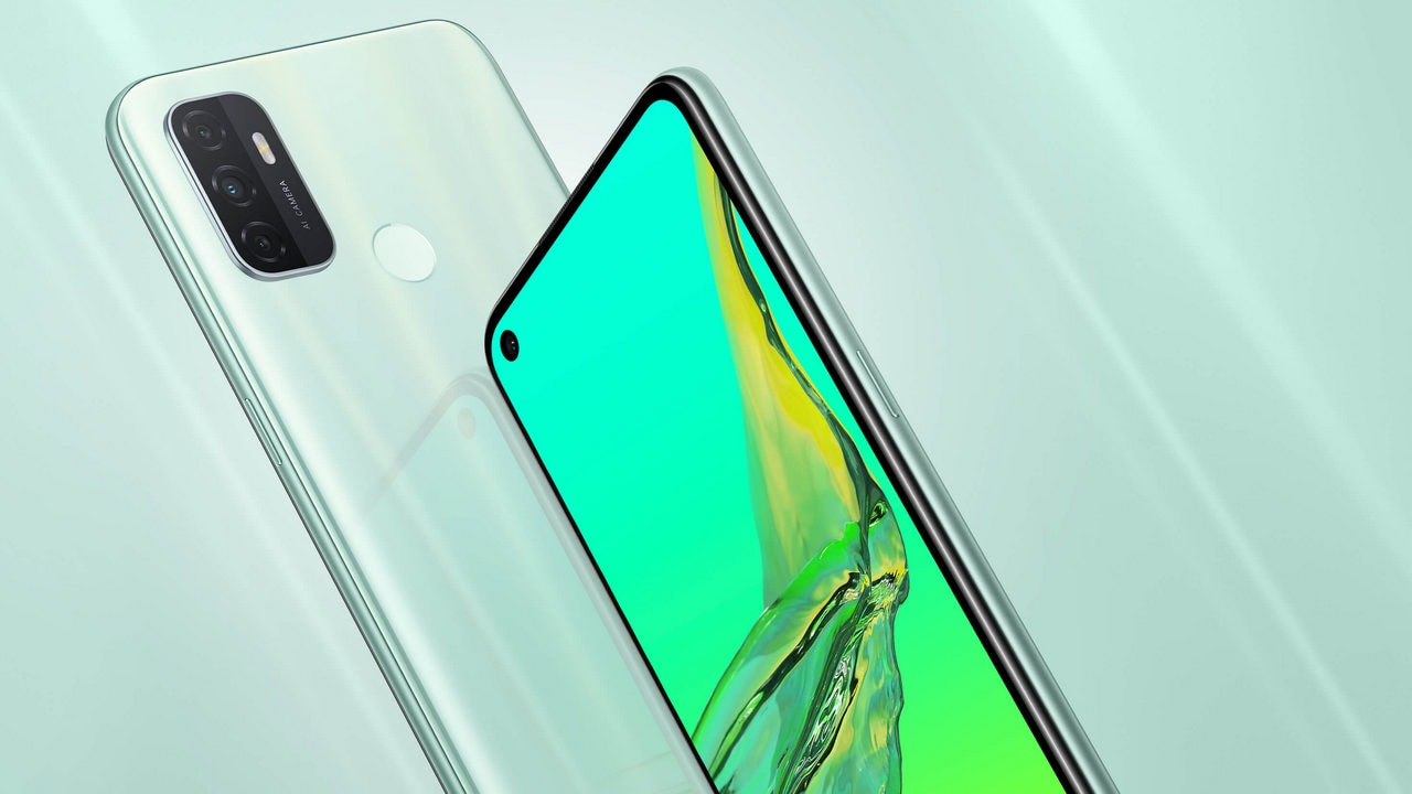 Oppo A33 (2020) with 90 Hz display and a 5,000 mAh battery launched in India at Rs 11,990