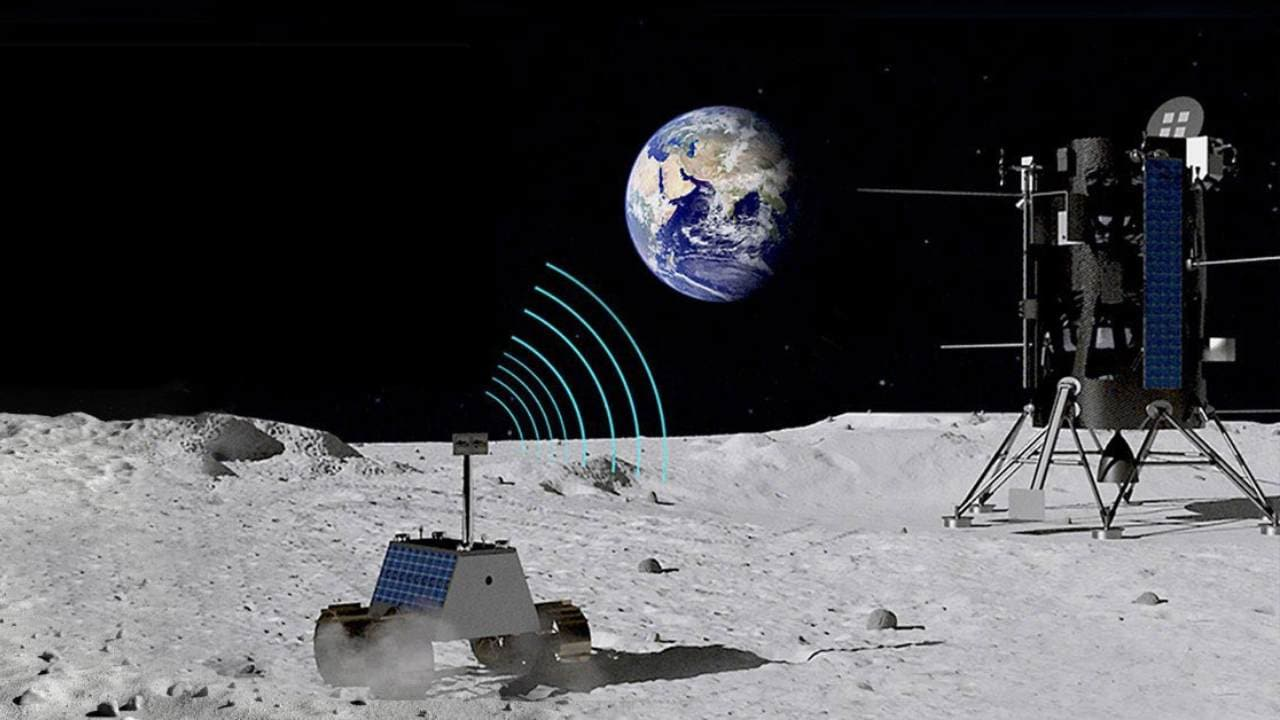 First extraterrestrial cellular service? Nokia chosen by NASA to set up 4G network on the Moon