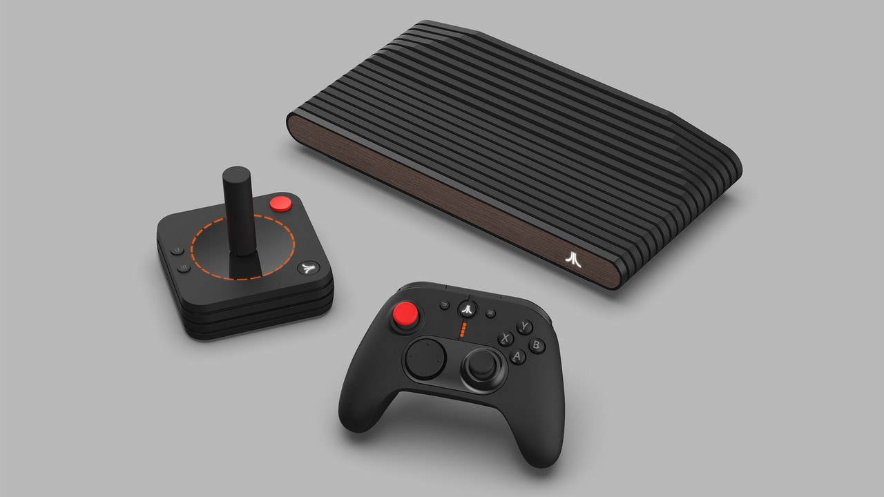 Atari announces video game console called Atari VCS that will compete against PS5