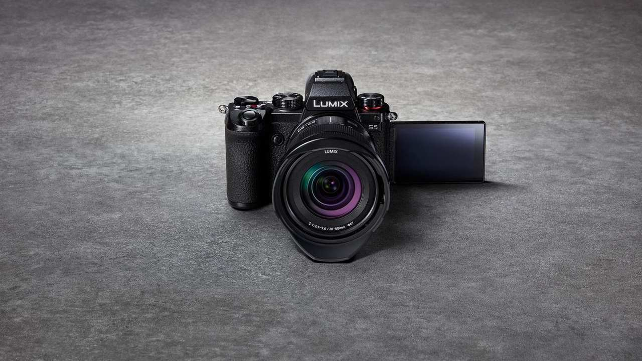 Panasonic launches full-frame mirrorless camera Lumix S5 in India at Rs 1,64,900