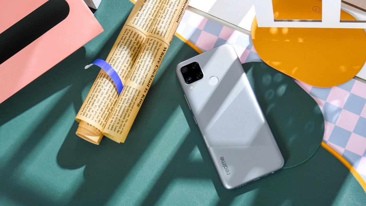 Realme C17 with a 90 Hz refresh rate display expected to launch in India next month