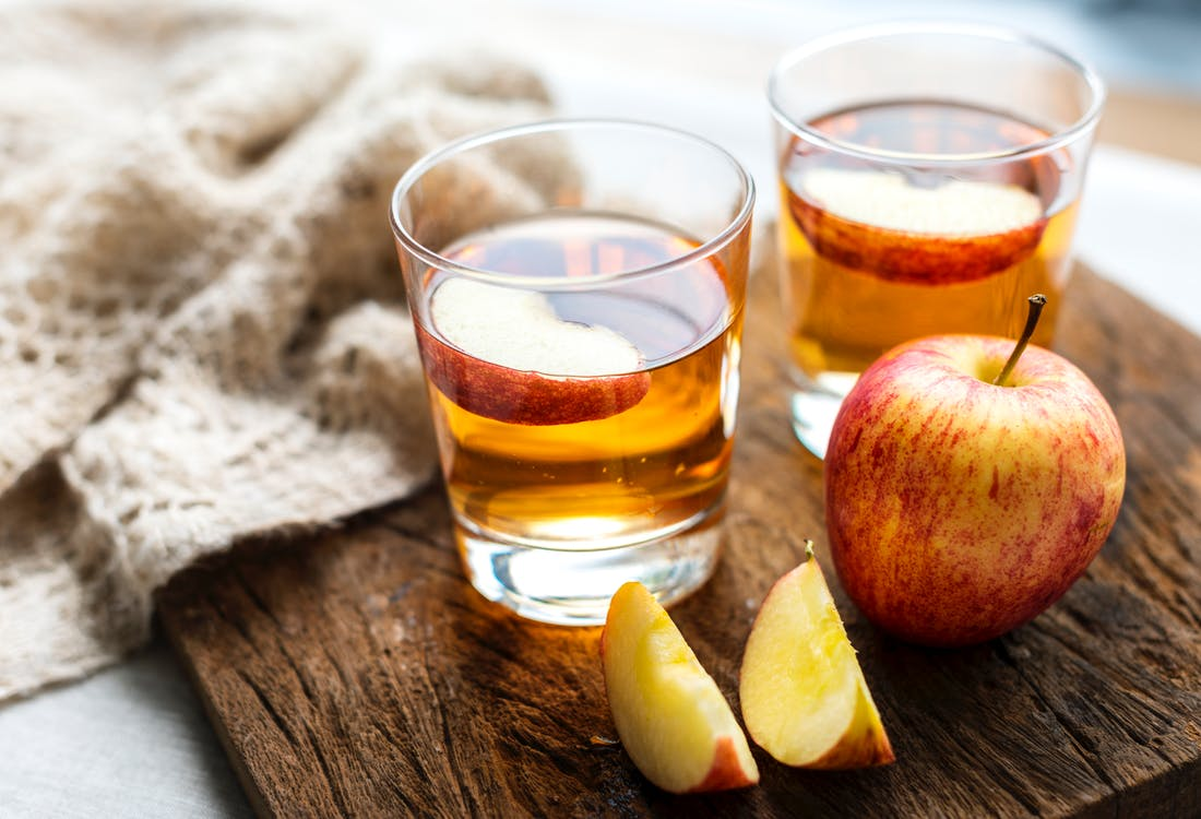 Drinking Apple Cider Vinegar