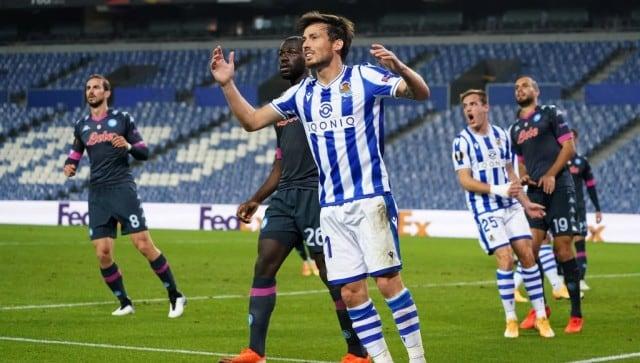 LaLiga: David Silva scores as Real Sociedad return to topthe table, Getafe held by Valencia