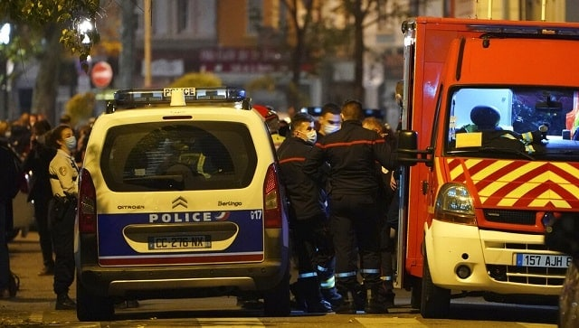 Days after Nice church attack, Greek priest shot at in France's Lyon; attacker at large