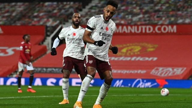 Premier League: Pierre-Emerick Aubameyang's goal sees Arsenal beat United; Newcastle, Southampton win