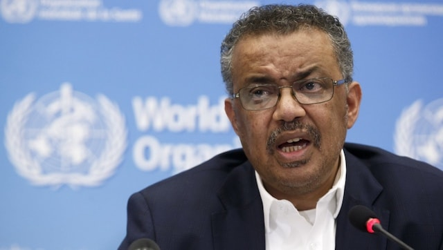 WHO chief goes into self-quarantine after contact tests positive for coronavirus