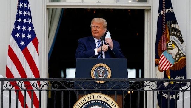 Bigly Yuge: Donald Trump announces national mask mandate after Halloween brainwave