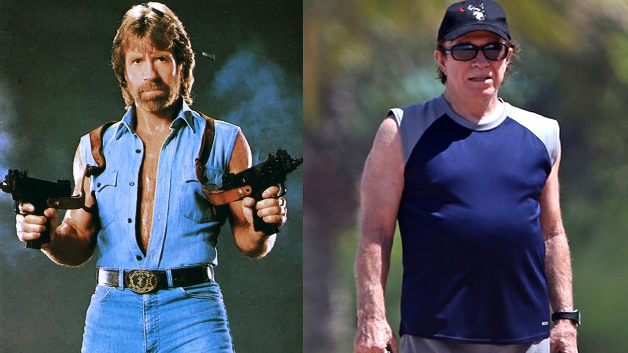How Old Is Chuck Norris