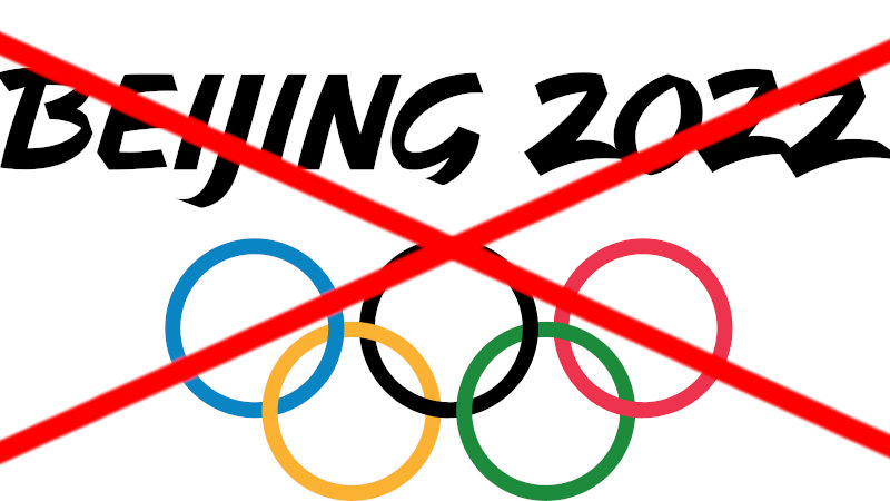 Boycott Beijing Olympic 2022